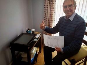 Terry Printer